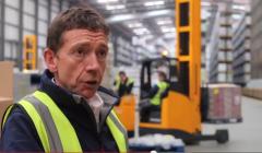 CG Flooring Systems DHL Testimonial